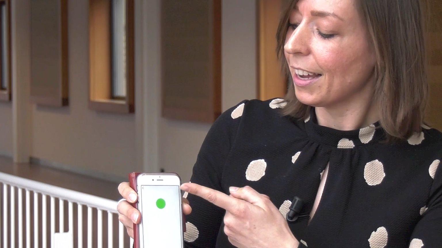 Gebruikerstest Voice Trainer app-img