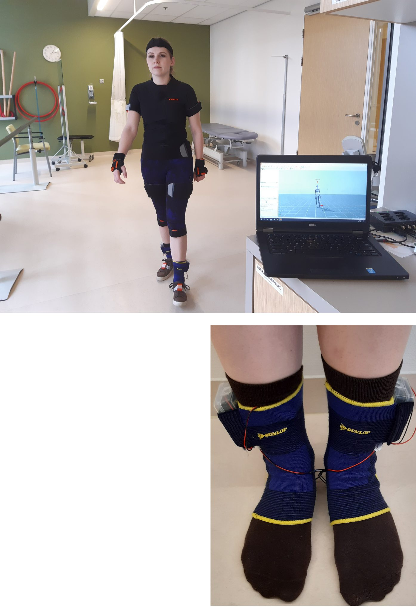 Trillende sokken voor mensen met parkinson-img
